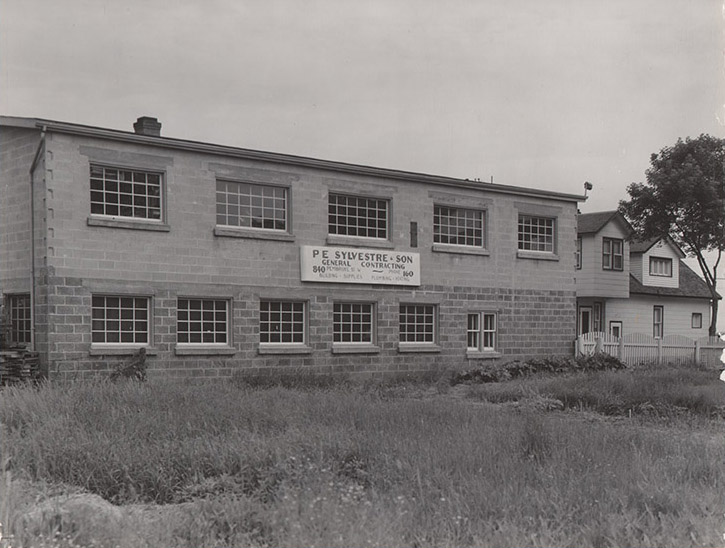 Historic Shop Photo